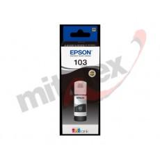 103 EcoTank Black ink bottle