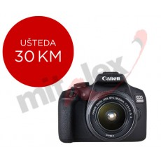 CANON EOS2000D EF S18-55IS BK (2728C028AA)