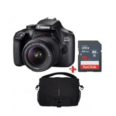 CANON EOS4000D EF S18-55 bundle torbica+16GB (3011C019AA)