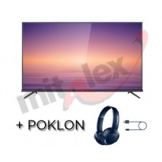 TV TCL LED 55EP660 Android UHD, Metal Frame