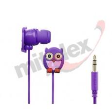 HAMA OWL KIDS Slušalice za djecu