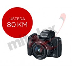 CANON EOS M50 EF M15-45IS STM
