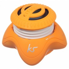 KITSOUND ZVUČNIK PORTABLE INVADER VACUM ORANGE