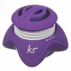 KITSOUND ZVUČNIK PORTABLE INVADER VACUM PURPLE