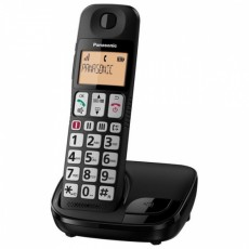Telefon Panasonic KX-TGE110FXB