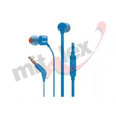 JBL SLUŠALICE T110 blue-in-ear