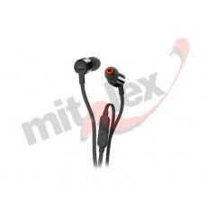 JBL SLUŠALICE T210 black in-ear