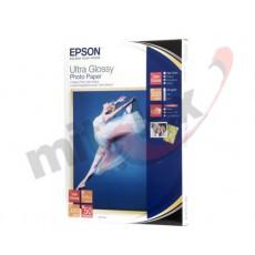 FOTO PAPIR EPSON 300gsm 13X18cm ULTRA GLOSSY (C13S041944)